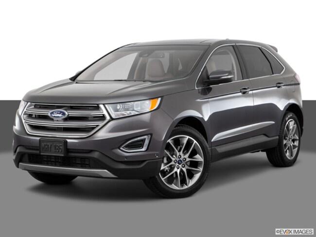 2016 Ford Edge Titanium Titanium  Crossover