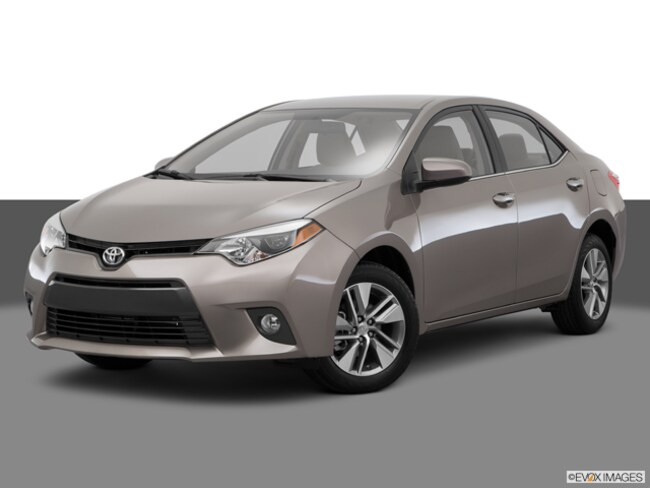 Used 2016 Toyota Corolla Sedan for sale in Albuquerque, NM