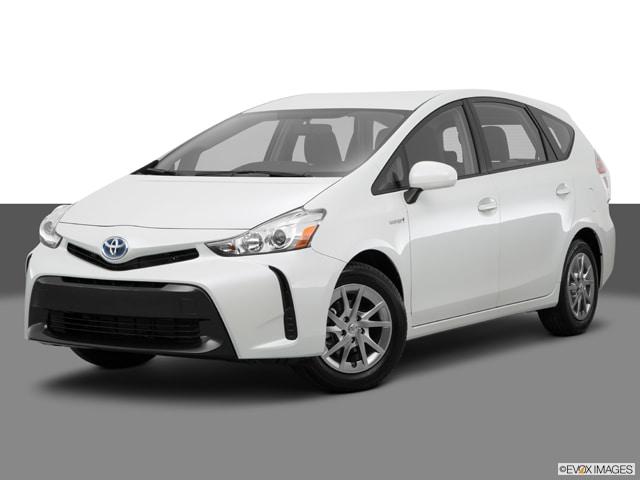 2016 Toyota Prius v Two Wagon