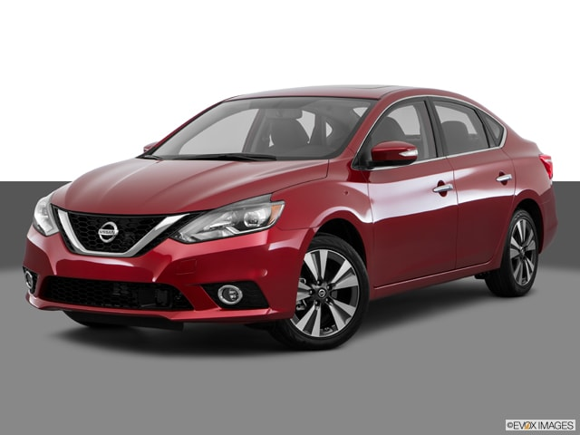 New 2016 Nissan Sentra SL Sedan Buffalo NY
