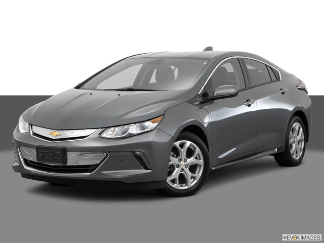 New 2017 Chevrolet Volt Premier Hatchback Buffalo NY