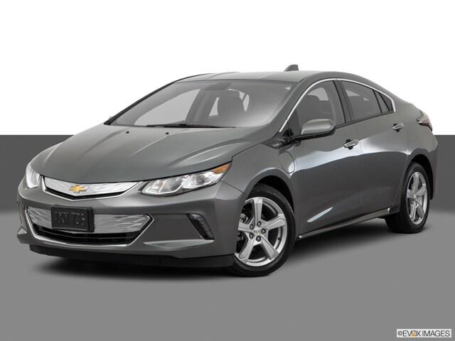 New 2017 Chevrolet Volt LT Hatchback Buffalo NY