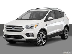 Used 2017 Ford Escape Titanium SUV 1FMCU0JD1HUA94960 in Redding, CA