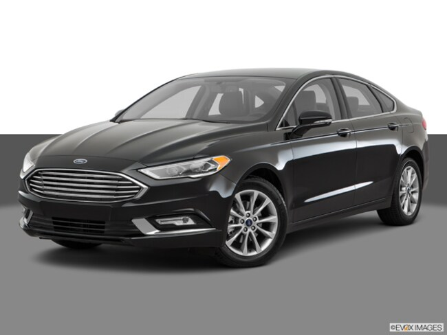 New 2017 Ford Fusion SE Front-wheel Drive Sedan for sale in Grants, NM