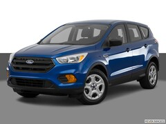 New 2017 Ford Escape S S FWD San Mateo, California