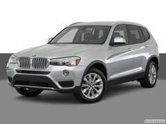 Certified Pre-Owned 2017 BMW X3 xDrive28i SUV in Colorado Springs