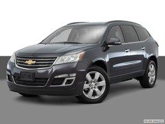 Used 2017 Chevrolet Traverse FWD 4dr LT w/1LT SUV ATST21366 for sale in Topeka, KS