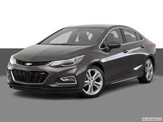 Used 2017 Chevrolet Cruze Premier Auto Sedan 3G1BF5SM5HS562834 for sale in DuBois, PA at Kurt Johnson Auto Sales