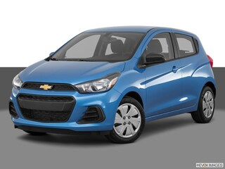 New 2017 Chevrolet Spark LS CVT Hatchback HC765221 in Boston, MA