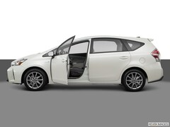 For Sale in Paris, TX 2017 Toyota Prius v 5-Door Five Wagon