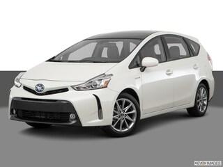 New 2017 Toyota Prius v 5-Door Five Wagon 1770015 Boston, MA