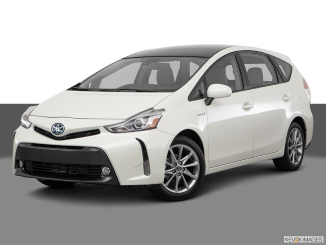New 2017 Toyota Prius v 5-Door Five Wagon for sale in Charlottesville
