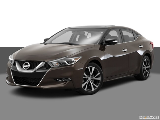 New 2017 Nissan Maxima 3.5 Platinum Sedan in Sanford ME