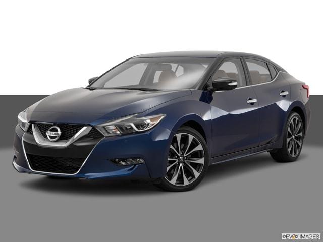2017 Nissan Maxima SR Sedan