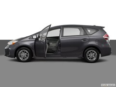 For Sale in Paris, TX 2017 Toyota Prius v 5-Door Four Wagon