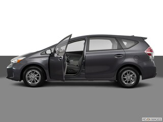 New 2017 Toyota Prius v 5-Door Four Wagon Conway, AR