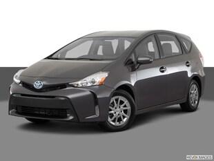 2017 Toyota Prius v Four Wagon