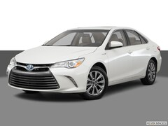 2017 Toyota Camry Hybrid Hybrid XLE Sedan