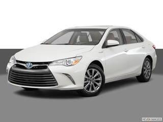 New 2017 Toyota Camry Hybrid XLE Sedan serving Baltimore
