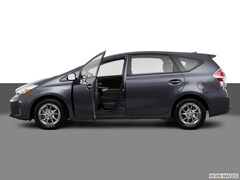 New 2017 Toyota Prius v Three Wagon in Laredo, TX