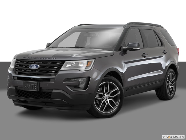 New 2017 Ford Explorer Sport SUV in Getzville, NY