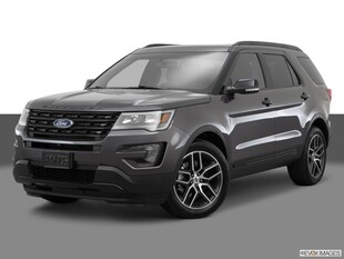 2017 Ford Explorer Sport WAGON