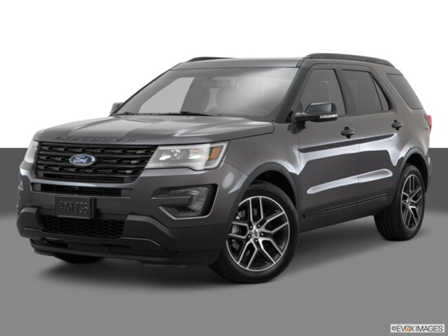 New 2017 Ford Explorer Sport SUV For Sale/Lease Rochester, NY