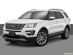 New Ford 2017 Ford Explorer Limited SUV for Sale in Irvine, CA