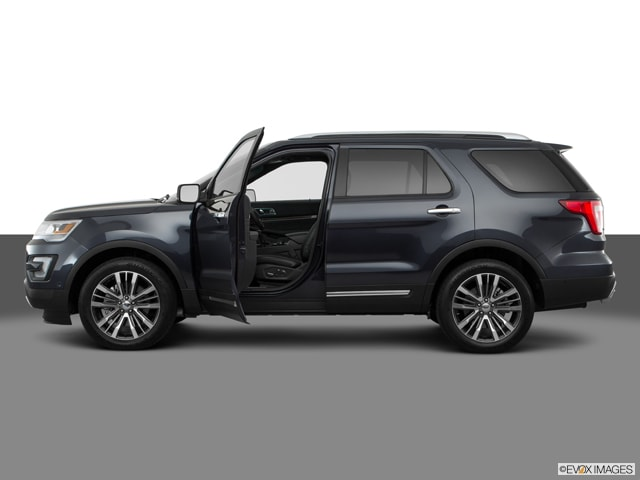 New 2017 Ford Explorer For Sale Near Denver