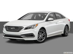 2017 Hyundai Sonata Limited 2.0T Sedan