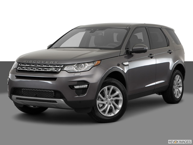 2017 Land Rover Discovery Sport HSE 4WD suv