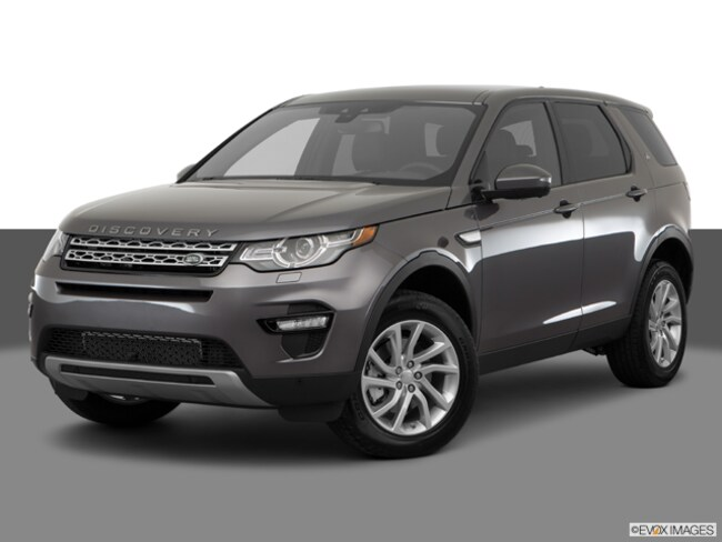 Certified Pre-Owned 2017 Land Rover Discovery Sport HSE For Sale Dallas, Texas