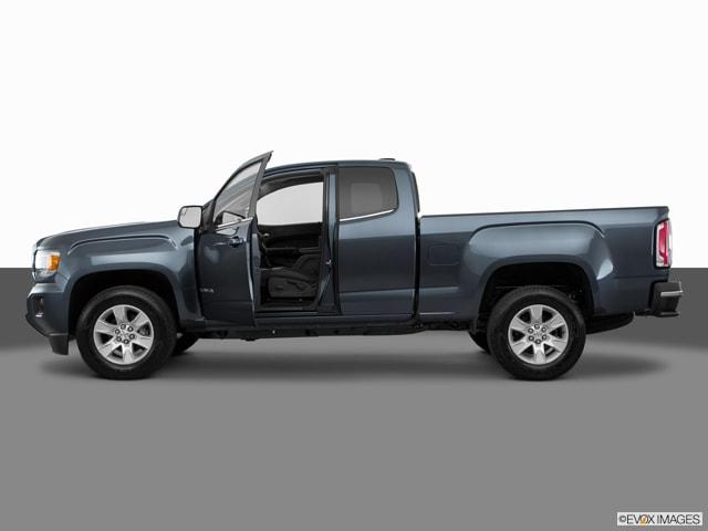 2017 GMC Canyon Truck