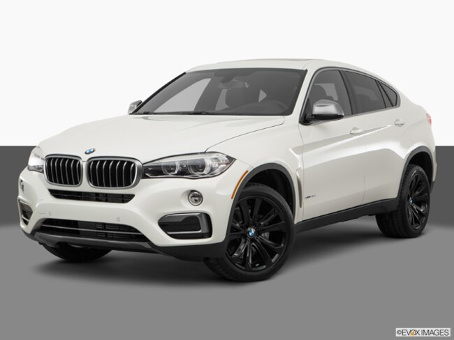 Used 2017 Bmw X6 For Sale At Jaguar San Juan Vin 5uxku2c36h0u28731