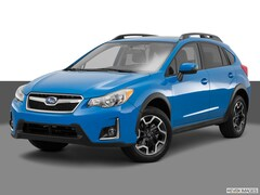 Used 2017 Subaru Crosstrek 2.0i Limited CVT SUV 6N15044A for sale in Brooklyn Park, MN
