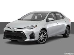 2017 Toyota Corolla SE Special Edition Sedan