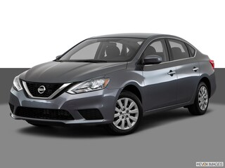 new 2017 Nissan Sentra S Sedan in Lafayette