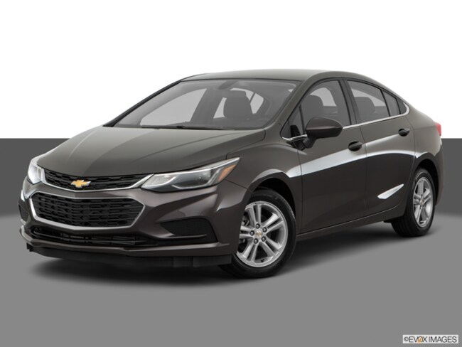 Used 2017 Chevrolet Cruze LT Auto Sedan Elkhart
