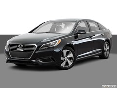New 2017 Hyundai Sonata Hybrid Limited Sedan for sale in Anaheim