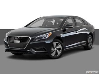 2017 Hyundai Sonata Plug-In Hybrid Limited Sedan