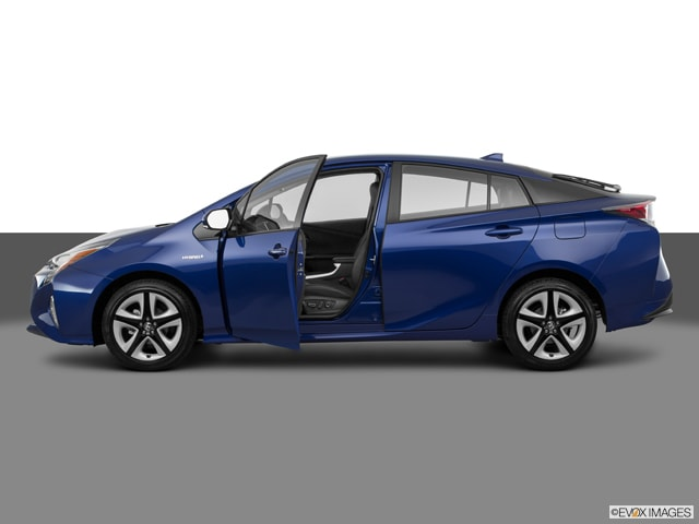 2017 Toyota Prius Four Touring w/ Entune Bluetooth & Backup Camera Hatchback