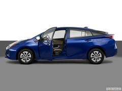 New 2017 Toyota Prius Three Hatchback in Early, TX