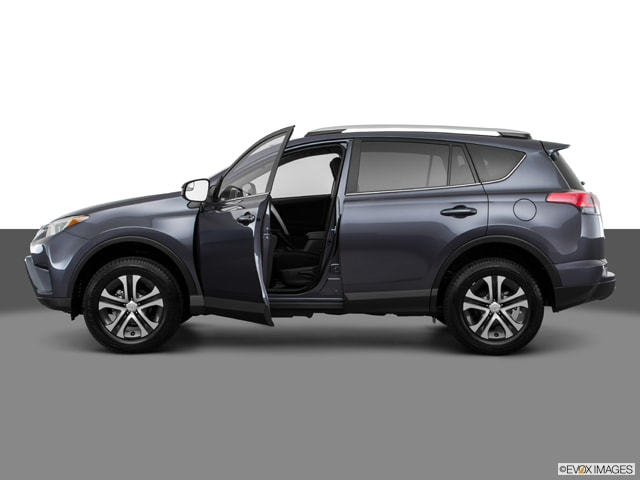 2017 Toyota RAV4 LE (A6) SUV