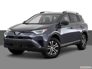 Used 2017 Toyota RAV4 LE SUV 2T3ZFREV2HW395143 R10430 in Brunswick, OH