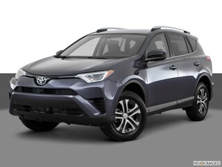 New 2017 Toyota RAV4 LE SUV For Sale in Torrance