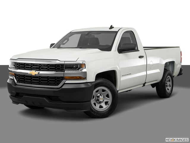 2017 Chevrolet Silverado 1500 Work Truck Truck Regular Cab