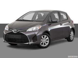 New 2017 Toyota Yaris 5-Door LE Hatchback serving Baltimore