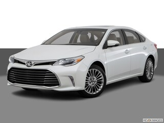 New 2017 Toyota Avalon Limited Sedan serving Baltimore