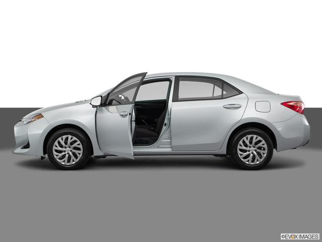 2017 Toyota Corolla LE w/ Pre-Collision System & Premium Security Syst Sedan