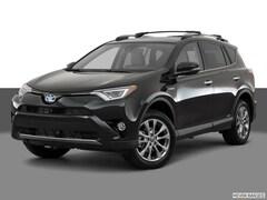 2017 Toyota RAV4 Hybrid Limited SUV Hartford